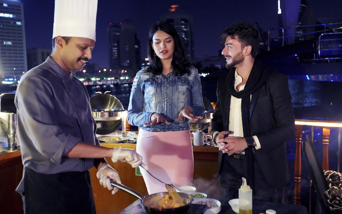 New Years Eve Cruise Dubai 2021 Party with Dinner & Fireworks